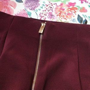 Philosophy Skirts - Philosophy stretch knit pencil skirt